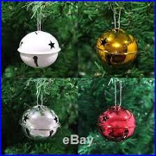 Silver Christmas Tree Baubles - pack silver christmas tree