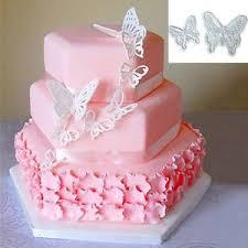 butterfly cake 2pcs set butterfly cake fondant sugarcraft cookie decorating