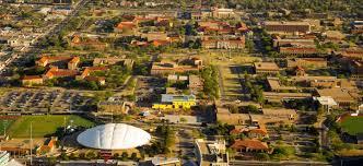 Texas Tech Campus Map 132 Teams 132 Days Texas Tech University Cfb