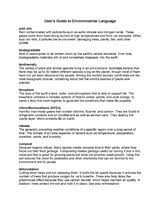what are the effects of deforestation science printable grades 6