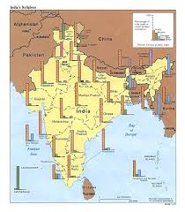 Map Of World Religions by Maps Of India Detailed Map Of India In English Tourist Map Of