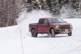 Ford Raptor Truck Tires - 5 things i learned ripping through the snow in a 2017 ford f 150