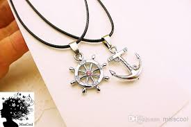 s day pendants wholesale s day pendant necklaces silver plated alloy boat