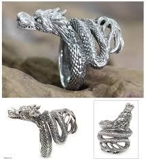 baby silver rings images Sterling silver wrap ring 39 baby dragon 39 the hunger site gif