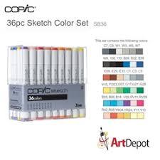 copic sketch marker set skin tones 6pc cmsskin1