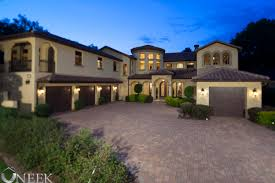 spectacular spanish revival custom home new listing on butler