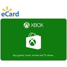 xbox live gift card xbox digital gift card 20 email delivery walmart