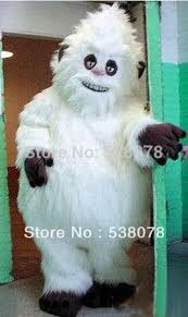 abominable snowman costume fluffy yeti costume search abominable