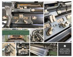 dubied knitting machines for sale