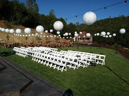 comely outdoor wedding ceremony decorations decorating ideas