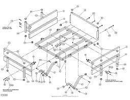 dr power powerwagon pro sn pw6e00001 to pw6e22391 parts diagrams