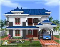 front elevation of beautiful kerala home design april 2012