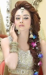 hair styles pakistan new pakistani bridal hairstyles to look stunning 17 fashionglint