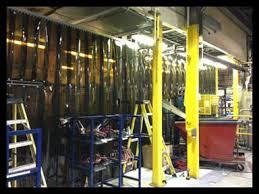 rideau chambre froide bd plastik manufacturier et distributeur