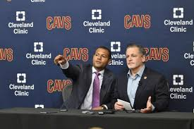 opposing gm says koby altman showing poise in irving trade talks