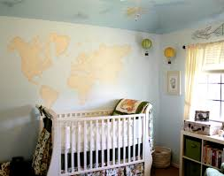 Worldly Decor Rooms And Parties We Love January 2014 Week 4 Themed Nursery