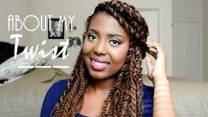janet collection 3x caribbean braiding hair about my twist review janet collection caribbean braid youtube