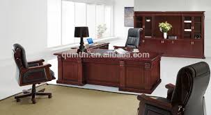 Classic Office Furniture European Office DeskMade In China - Luxury office furniture