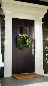 22 christmas wreath ideas for your front door