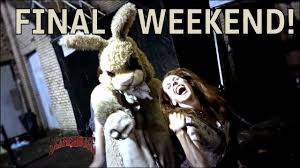 scarehouse 2016 the final weekend youtube