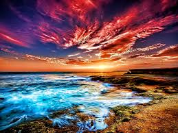 seascape wallpapers seascape tag wallpapers page 3 clouds seascape sunsets nature sky
