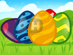 how to draw easter eggs for kids step by step by darkonator