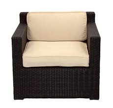 Black Wicker Patio Furniture Sets by 3 Piece Black Resin Wicker Outdoor Patio Furniture Set Beige