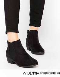 canada s ankle boots canada 2016 boots look wide fit black heeled ankle