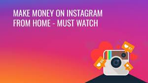 how to make money on instagram for free make money on instagram
