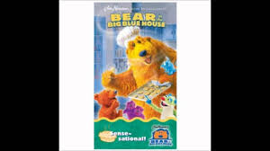 bear in the big blue house dance party and sense sational 10 years