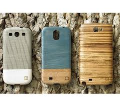 innovative materials man wood mobile phone case made of real wood or various