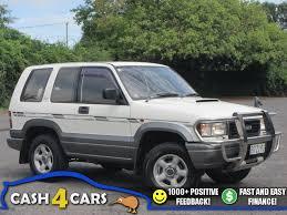 1994 isuzu bighorn diesel towbar 1 reserve cash4cars