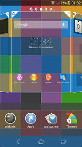 color themes for android xperia color pixel theme android apps on play