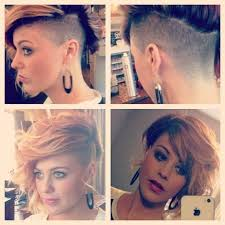 how do u cut shaved sides haircut when it comes to an undercut make sure you take pictures from all