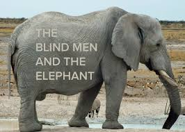 Blind Man And Elephant The Blind Men And The Elephant Remnant Resource