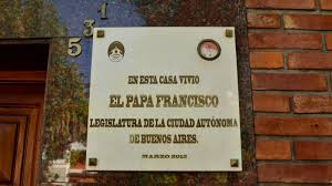 Pope Vacation Home Pope Francis Tour Walk In His Steps In Argentina Cnn Travel