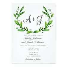 wedding invitations greenery greenery wedding invitations botanical wedding invitations