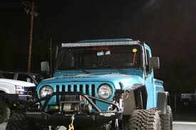 jeep led bar crowdbuild for
