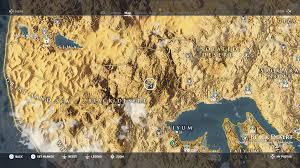 Assassin S Creed 2 Map Assassin U0027s Creed Origins Hermit Hideout Locations Guide How To