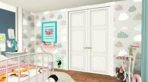 laznye sims 4 kawaii bedroom