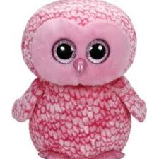 pinky owl 16 beanie boo girls justice lazy