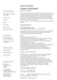 Sample Resume For Administration by Jboss Administration Sample Resume Haadyaooverbayresort Com