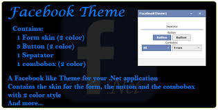facebook themes and skins for mobile facebook theme for net by miky94x codecanyon