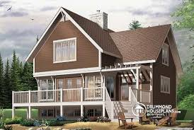 Transitional Style House - house plan w3936 detail from drummondhouseplans com