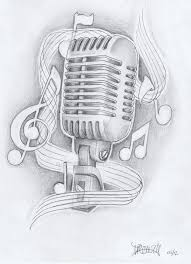 best 25 microphone tattoo ideas on pinterest mic tattoo music