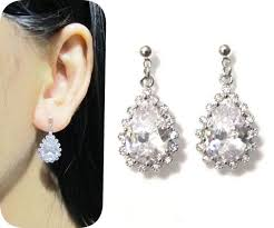 clip on earings 16 best clip on earrings images on