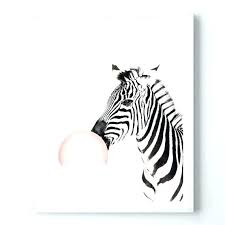Zebra Desk Accessories Zebra Print Office Supplies Zebra Print Desk Accessories View