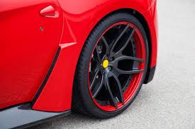 f12 wheels novitec type nf 5 n largo forged wheels rims for the f12