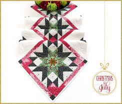 Christmas Plaid Table Runner by Downton Abbey Christmas Star Table Runner Christmas In July With