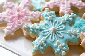 snowflake sugar cookies snowflake sugar cookies winter theme frozen